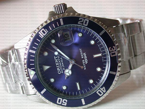 2er00002d-2 | ORIENT SUBMARINER Date/Oyster Diver