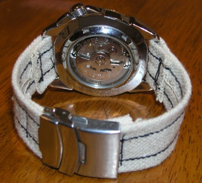 Another DIY watch band.