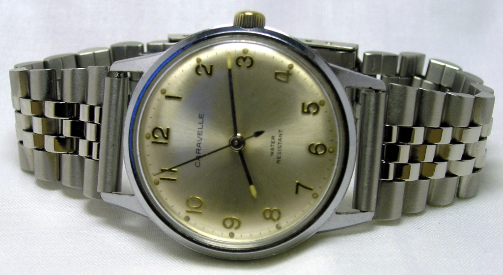 Shop Vintage Caravelle Watch